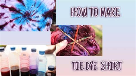 Pewarna Textile Ikat Celup Tie Dyemurah how to make tie dye shirt ind