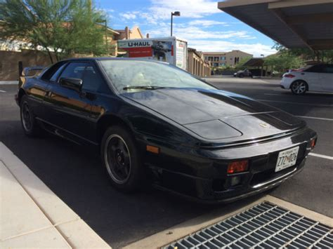 automobile air conditioning repair 1993 lotus esprit on board diagnostic system 1993 lotus esprit turbo se no reserve after starting bid