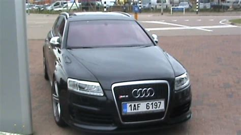 Audi Rs6 Youtube by Audi Rs6 C6 Youtube