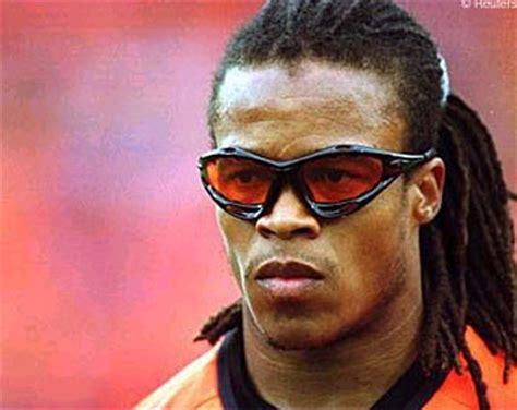 david s edgar davids wearing goggles images99 com