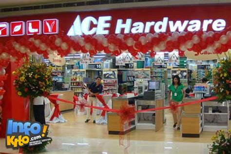 ace hardware up town center ace hardware palembang indah mall pim infopalembang id