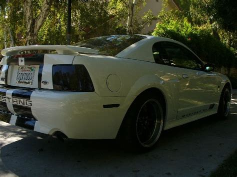 2001 mustang racing stripes 2001 mustang with racing stripes 2003 white with black