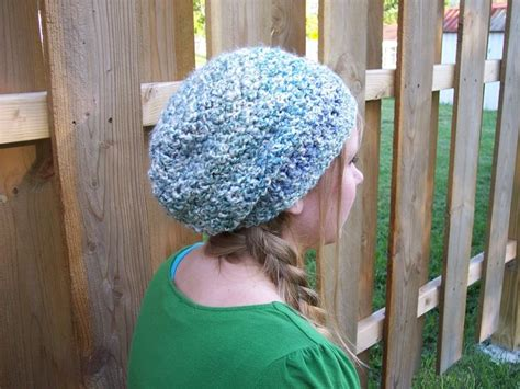 crochet hat pattern homespun yarn lovely lady slouchy hat i can t wait to make this with my
