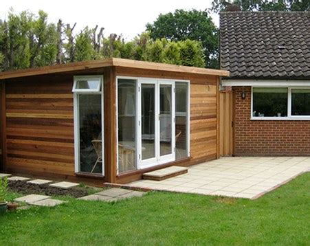 garden offices  garden rooms manufacturer extra rooms