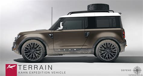 land rover dc100 land rover dc100 concept by project kahn photos 1 of 4