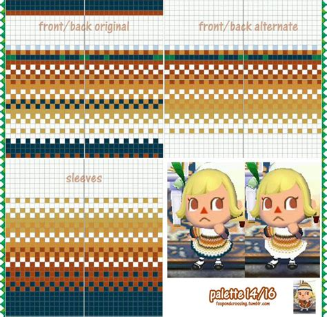 charming design animal crossing city folk hair color guide 42 best images about animal crossing cheats patterns on