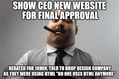 Meme Making Sites - scumbag boss meme imgflip