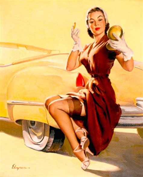 pin up 172 best gil elvgren prints cheesecake images on
