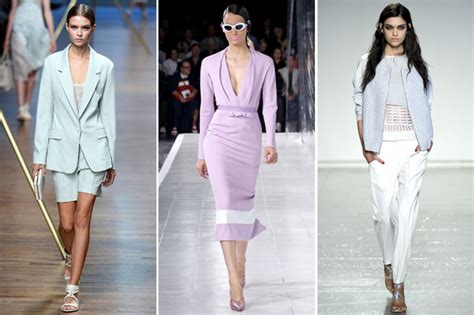 latest fashion trends celebrity style glamour most wearable spring 2014 fashion trends glamour