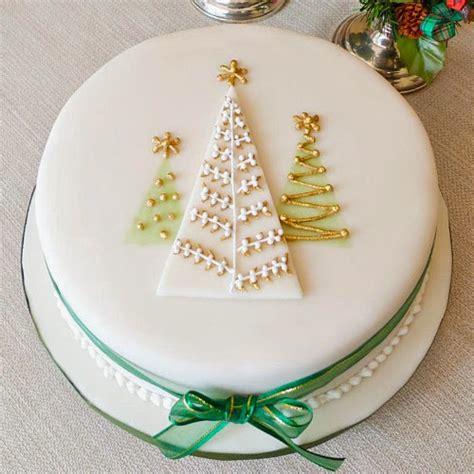 simple christmas cake ideas happy holidays