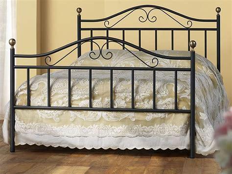 bett siebenschläfer giulia 120 letto in ferro ad una piazza e mezza con