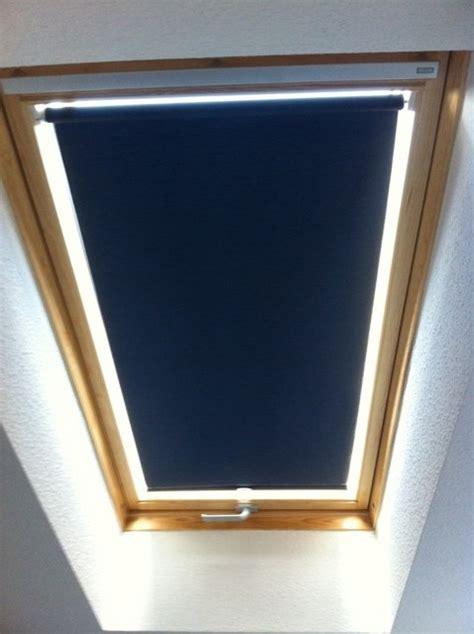 Dachfenster Verdunkelung Selber Machen 350 by Dachfenster Rollo Optimale Verdunklung Ohne Bohren