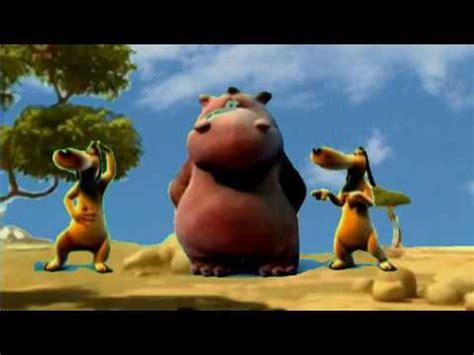 banana boat song video happy hippo banana boat song harry belafonte youtube