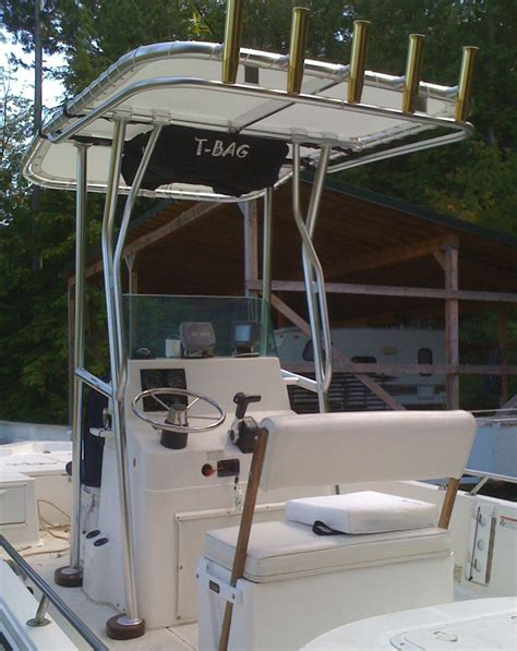 advanced boat center t top index
