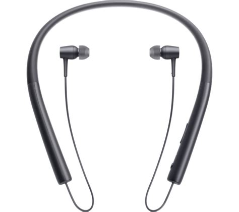 buy sony hear  mdr exbtb wireless bluetooth headphones black  delivery currys
