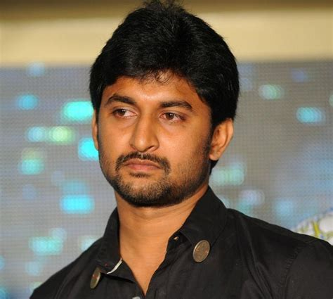 actor nani actor nani family photos father mother wife age biography