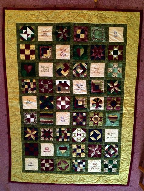 Quilts With Pictures Of Family by Family Quilt Quotes Quotesgram