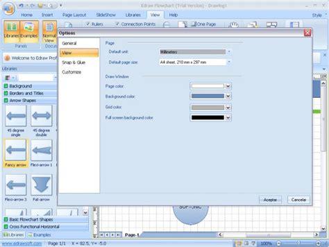 free flowchart software version edraw flowchart