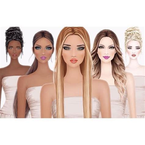 covet fashion unlock all hair hello new hair and makeup these beauties unlock at the