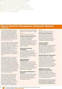 Management b hons mmu ac uk courses the university for world class