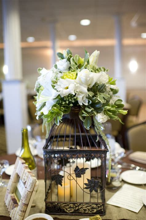 185 Best Wedding Ideas Images On Pinterest Paper Birdcage Centerpieces Weddings