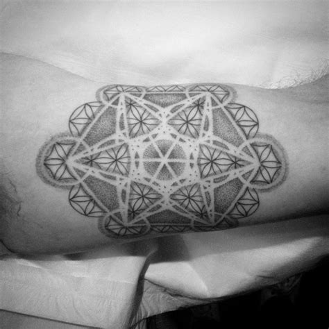 flower of life tattoo on arm best tattoo ideas gallery
