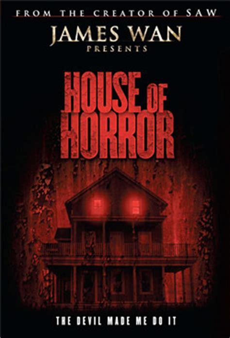 film horror house house of horror nouveau film d horreur de xavier gens