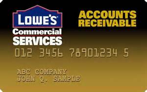 lowes business card login lowes credit card customer services