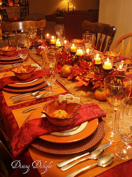 thanksgiving dinner table decoration ideas 31 stylish thanksgiving table decor ideas easyday