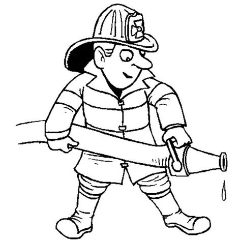 firefighter jacket coloring page firefighter gear coloring pages printable coloring pages
