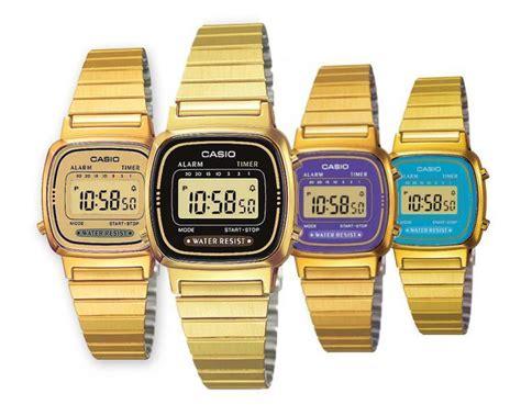 casio orologio oro casio vintage orologio da polso donna recensione
