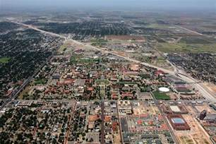 To Lubbock Lubbock Aerial Drone Ground Photography