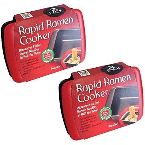 Rapid Ramen Cooker Microwave Bowl Mangkuk Ramen set 4 rapid ramen cooker as seen on tv cook noodles in the microwa