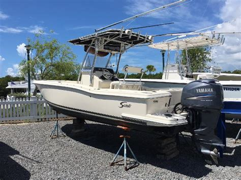 scout boats for sale used used scout boats boats for sale 4 boats