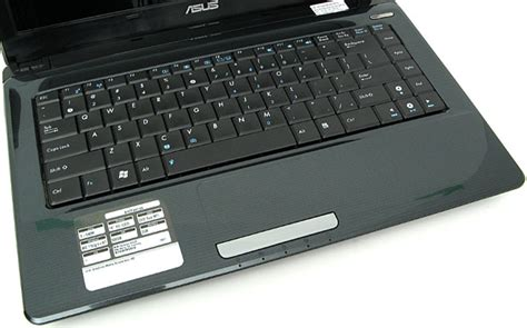 Laptop Second Asus K42f asus k42f notebookcheck fr