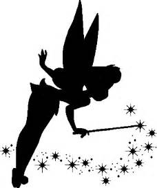 tinkerbell clip art black and white myideasbedroom com