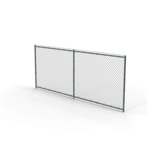 chain link fence sections architecture object images available for download png