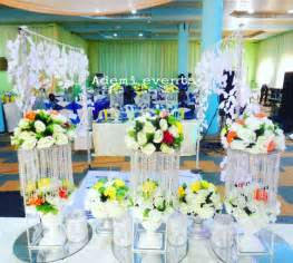 Wedding Decorations Nigeria Pictures Of Lovely Wedding Reception Decorations And Cakes