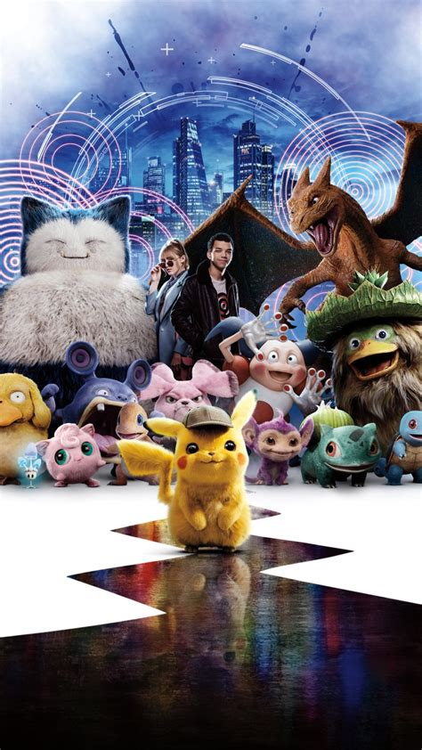 pokemon detective pikachu   wallpapers hd wallpapers