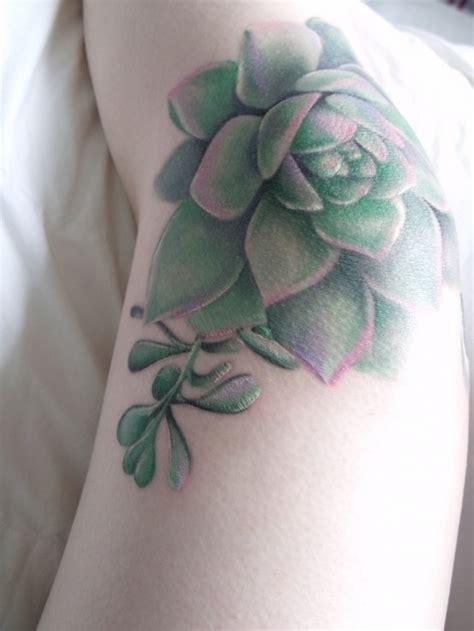 succulent tattoologist