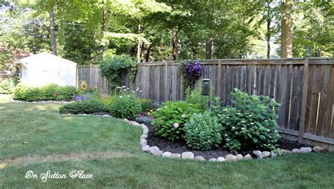it s all in the details fence row furniture how to plant a fence row garden on sutton place