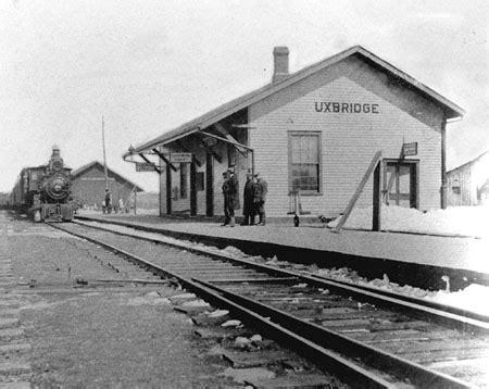 boat storage near port clinton ohio file uxbridge ontario railway station 1871 jpg wikimedia
