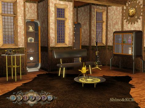 steam living room shinokcr s fratres steunk living