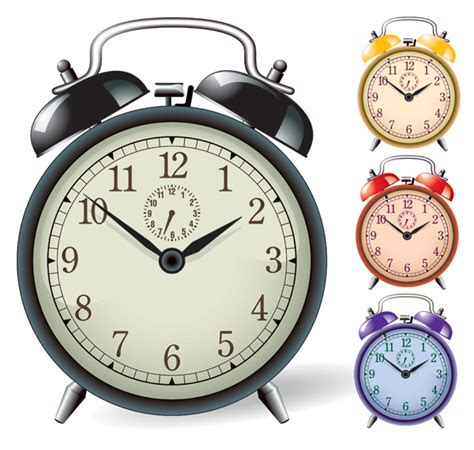 alarm clock vector free millions vectors stock photos hd pictures psd icons