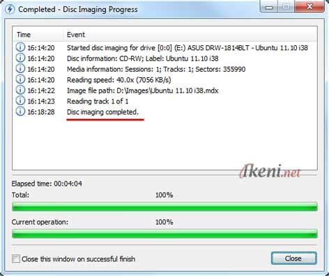 cara membuat file iso image windows cara membuat file iso image menggunakan daemon tools