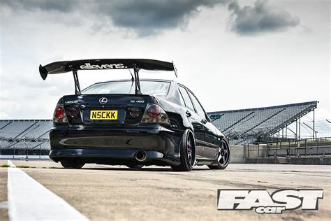 lexus modified modified lexus is200 fast car
