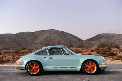 Old Porsche by The Best Of Both Worlds Making Old Porsche 911 S Sing
