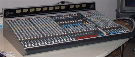allen and heath console gl4000 allen heath gl4000 audiofanzine