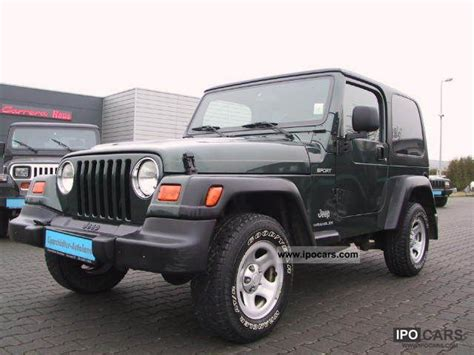 2003 Jeep Wrangler Hardtop Jeep Yj Aros Autos Post