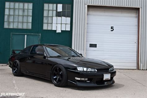 modified nissan 240sx 1998 nissan 240sx s14 custom masculine styling makes the